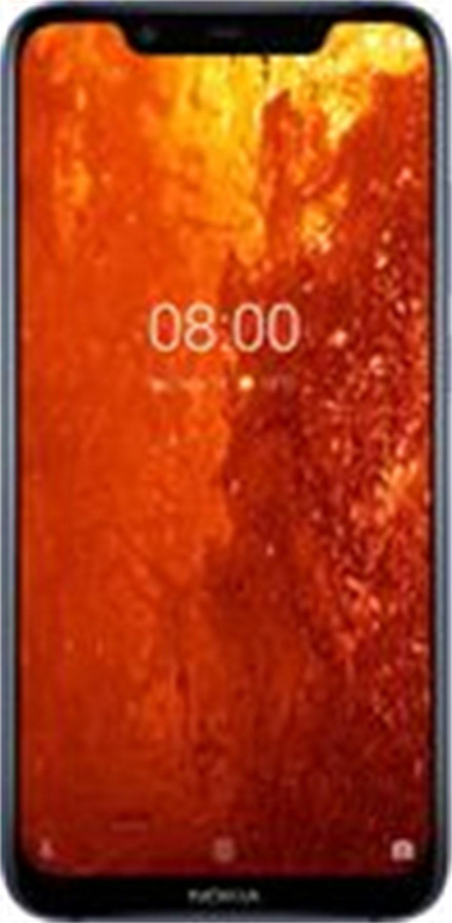 Nokia 8.1 Dualsim Blue