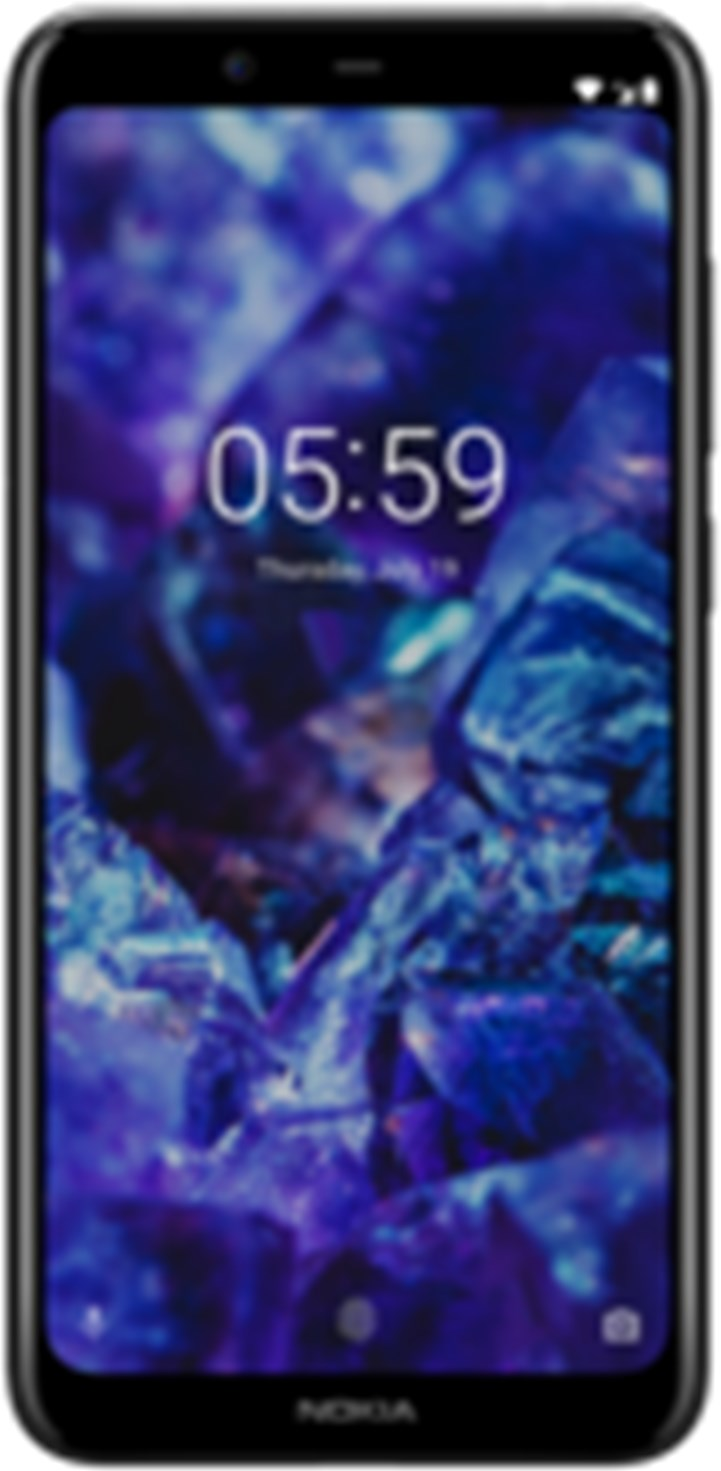 Nokia 5.1 Plus Dualsim Black