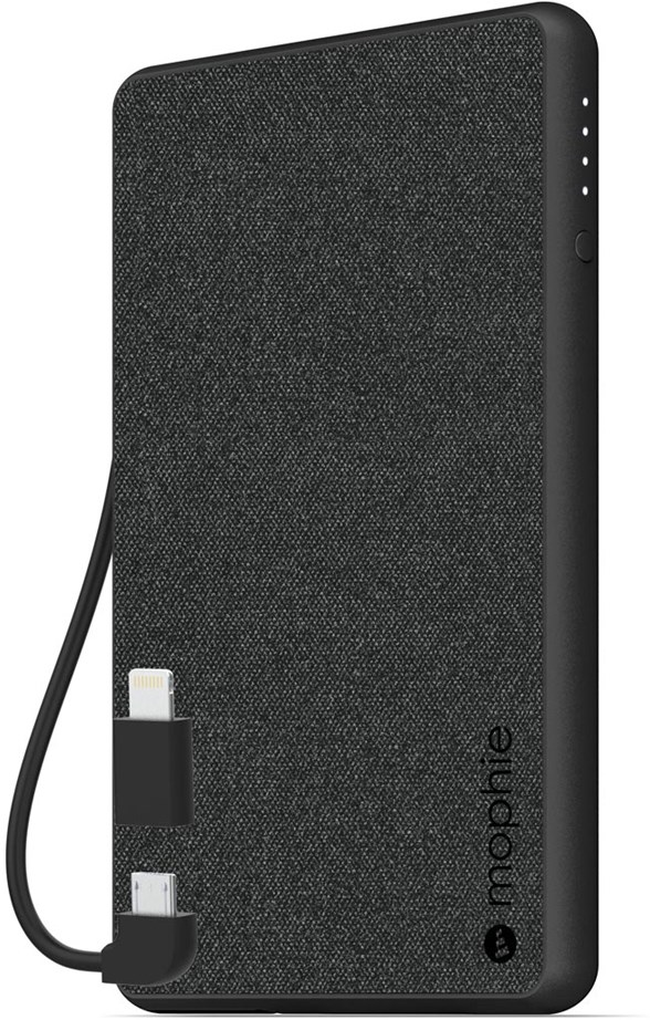 Mophie Powerstation Plus 2019 Mini 4000mAh Black