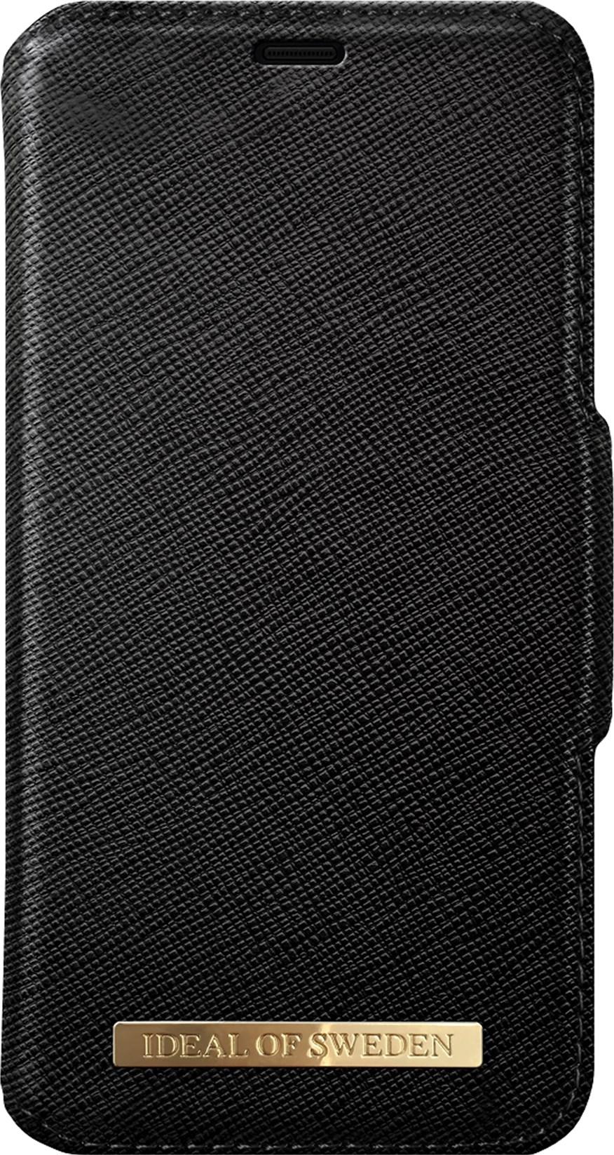 iDeal of Sweden Ideal Fashion Wallet Samsung Galaxy S10 Plus Black