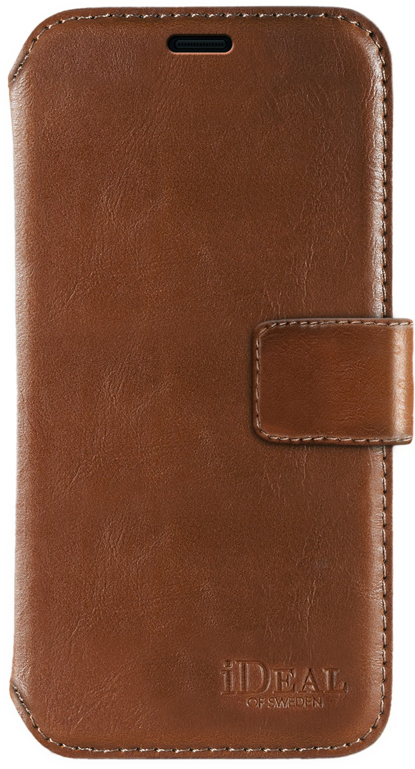 iDeal of Sweden Ideal Sthlm Wallet Samsung Galaxy S10 Plus Brown