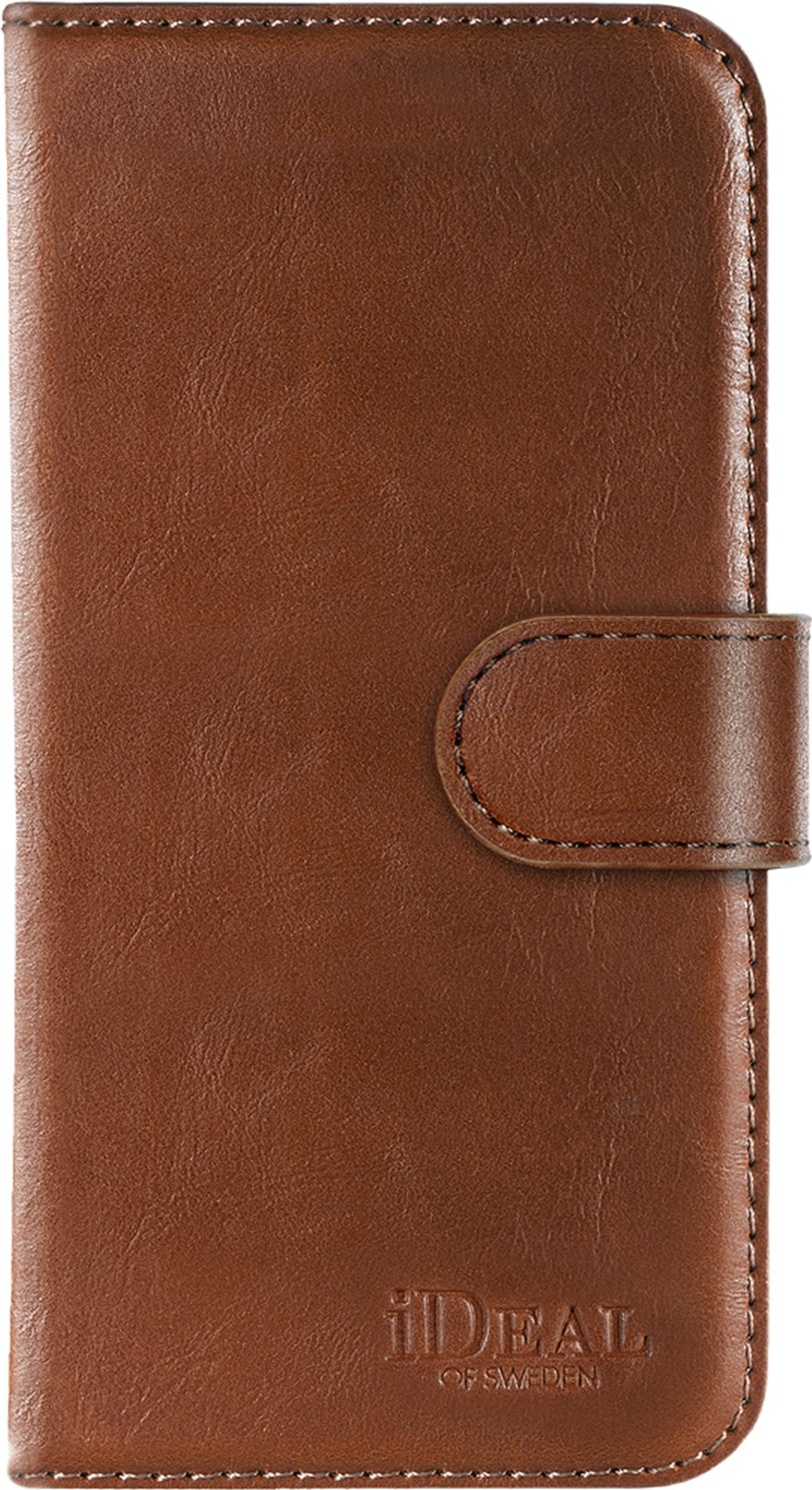 iDeal of Sweden Ideal Magnet Wallet+ Samsung Galaxy S10 Plus Brown