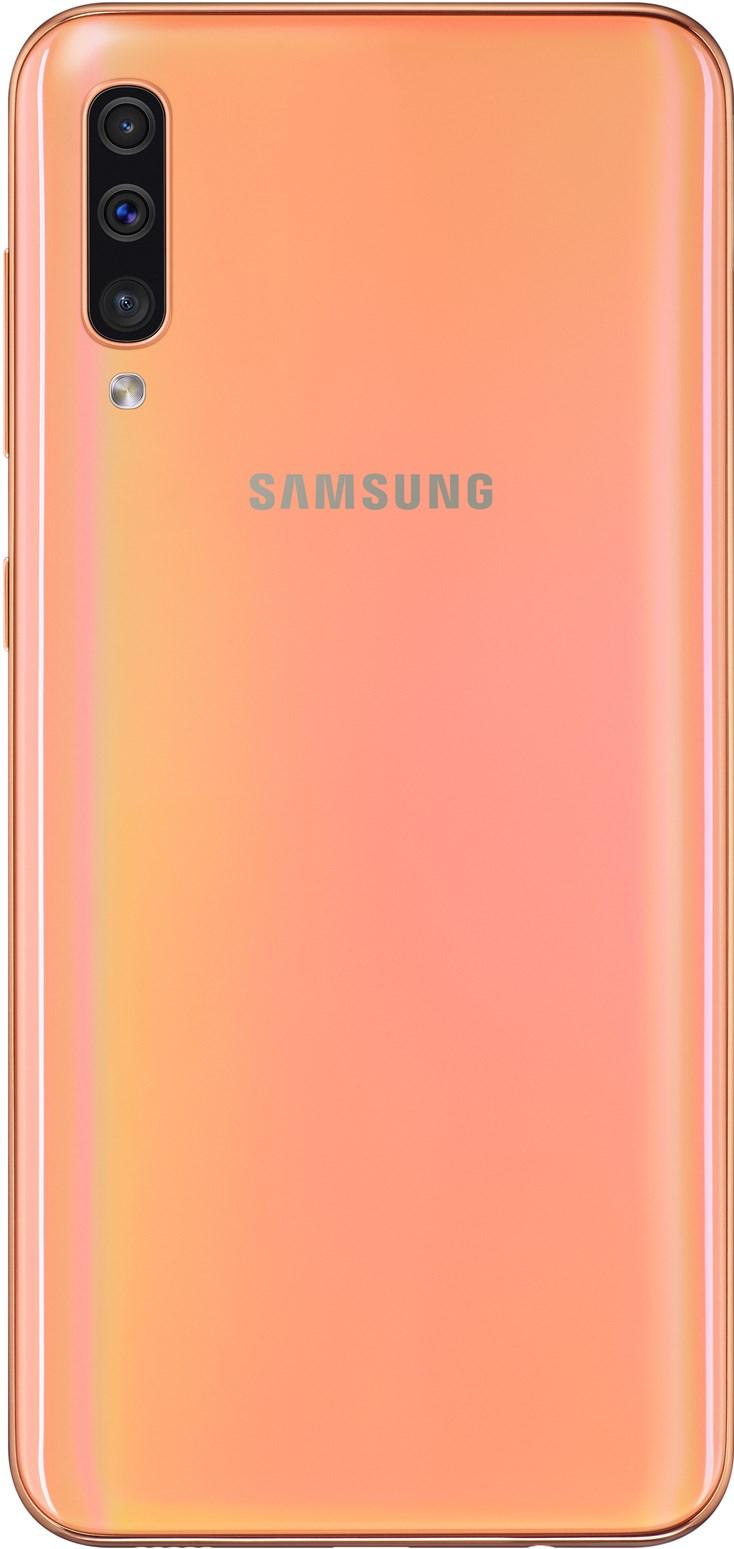 Samsung Galaxy A50 A505 Coral