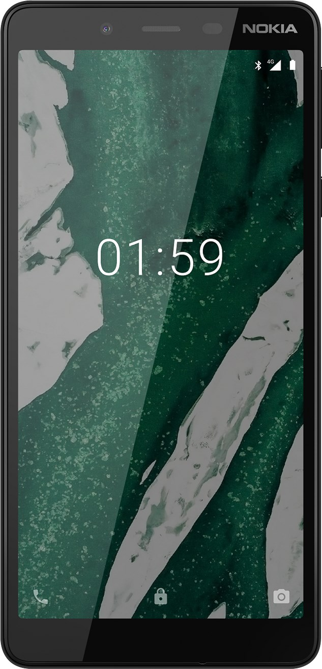 Nokia 1 Plus DualSim TA-1130 Black
