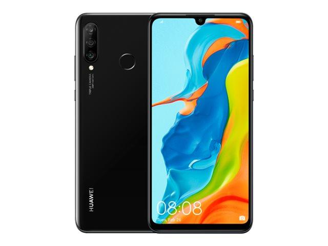 Huawei P30 Lite 128Gb Black Dual Sim