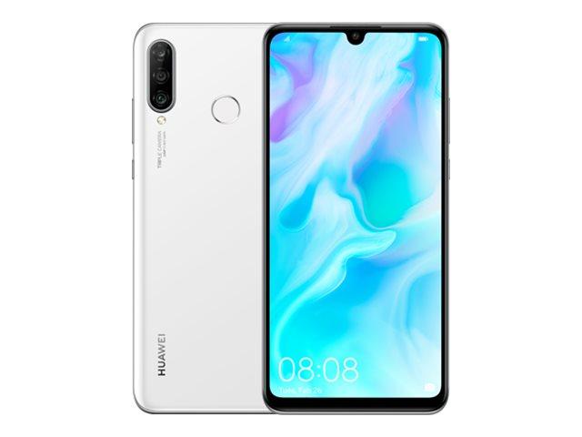Huawei P30 Lite 128Gb White Dual Sim