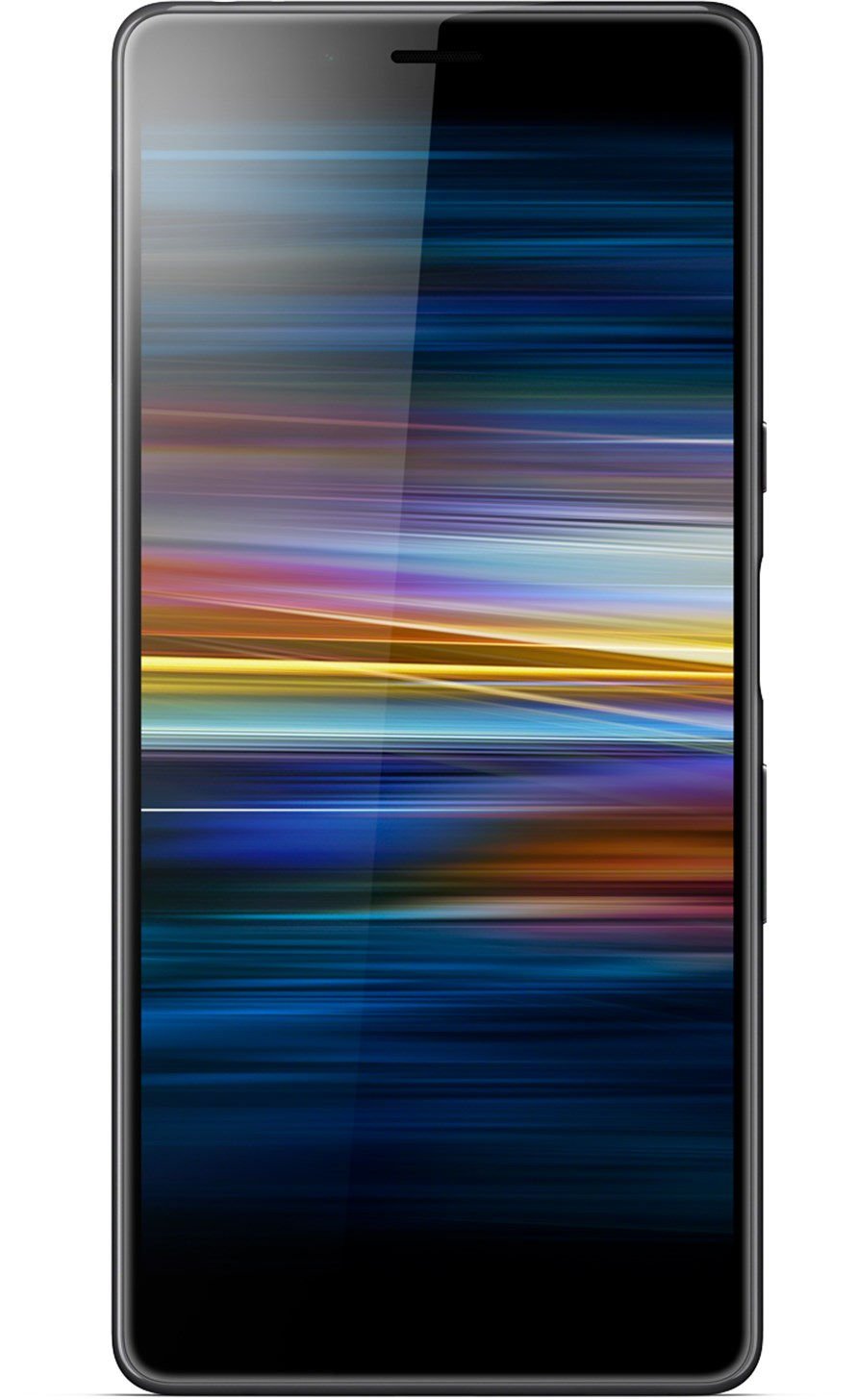 SONY Xperia L3 I4312 Black + Telia Refill