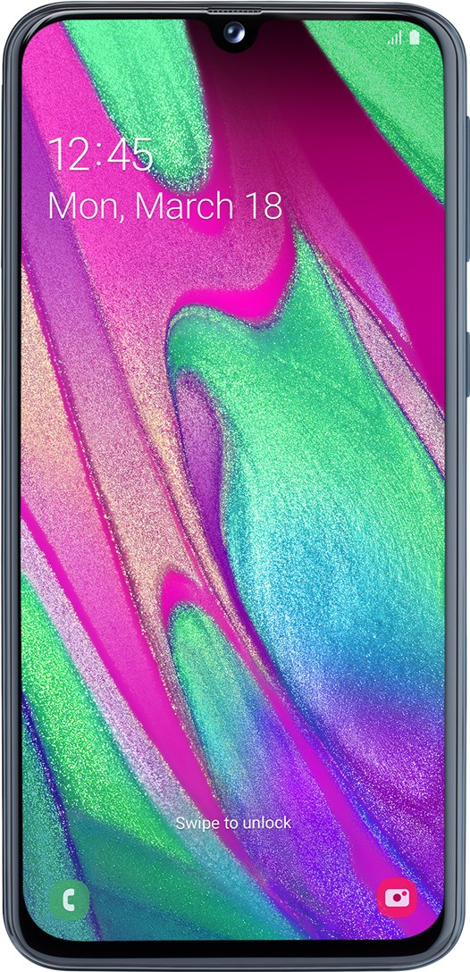 Samsung Galaxy A40 A405 Black Enterprise Edition