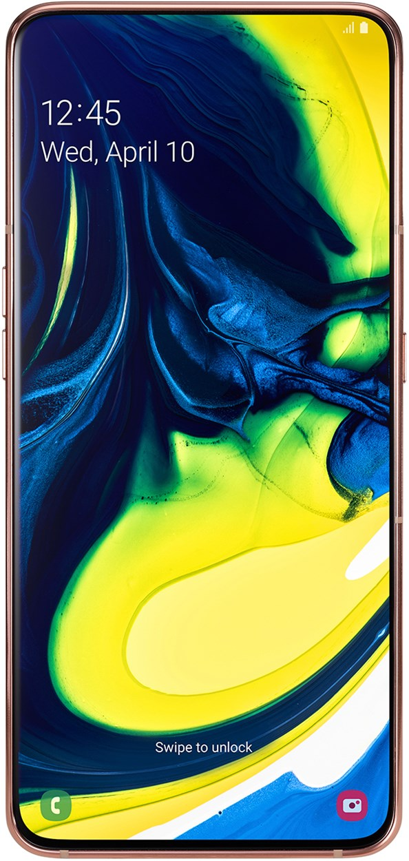 Samsung Galaxy A80 A805 Gold