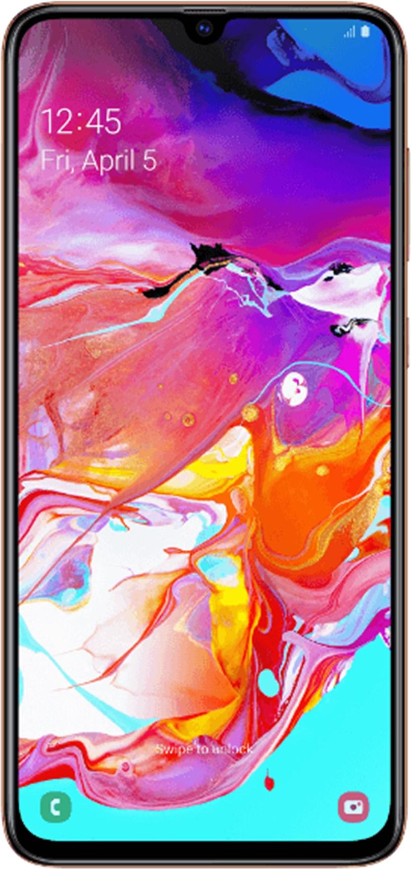 Samsung Galaxy A70 A705 Coral