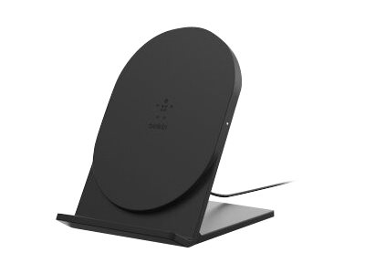 Belkin Qi Wireless Charger Stand 5W Black