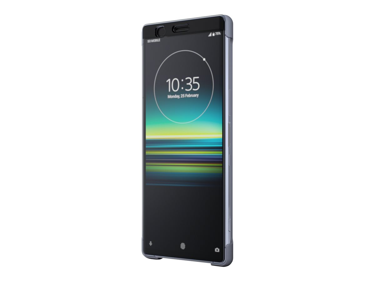 SONY Style Cover Touch SCTI30 Xperia 1 Grey