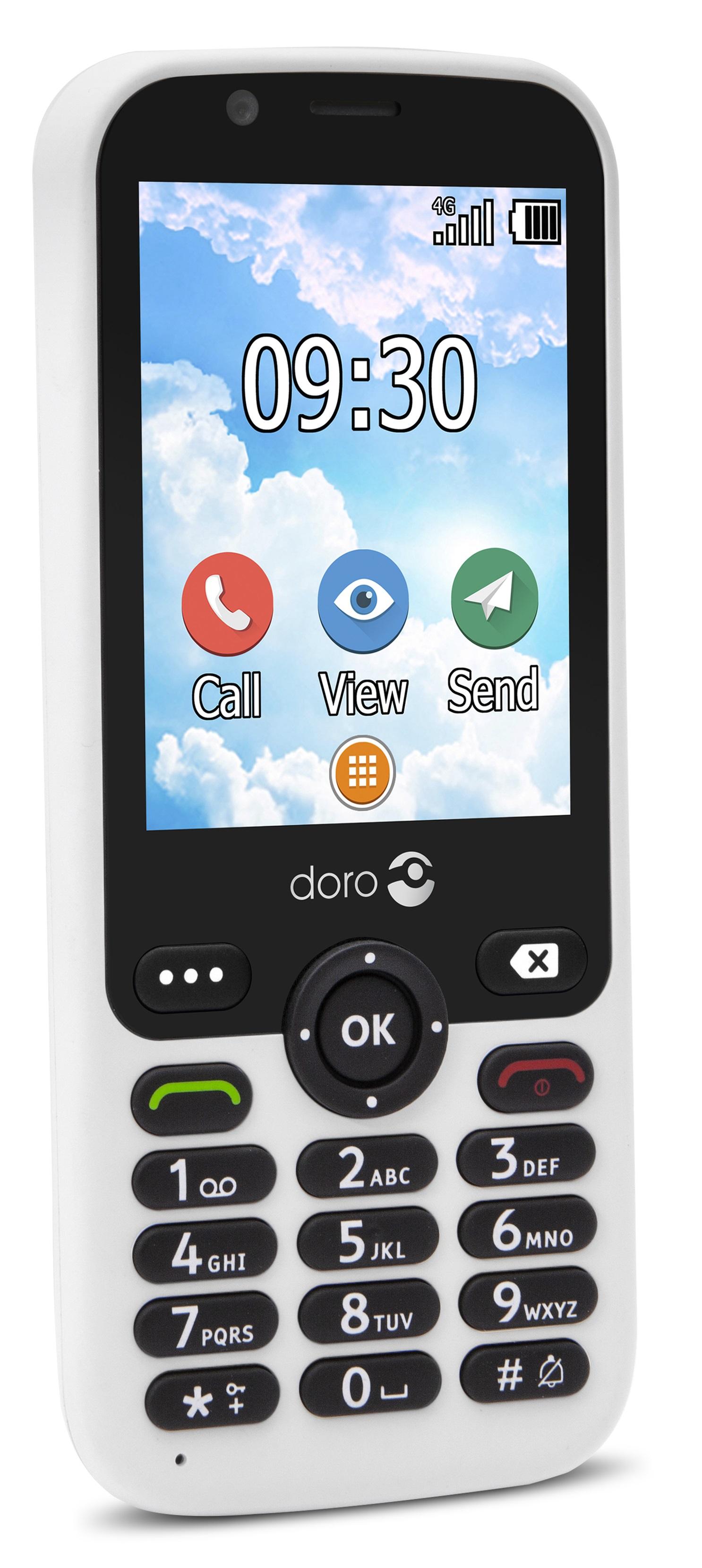 Doro 7011 White