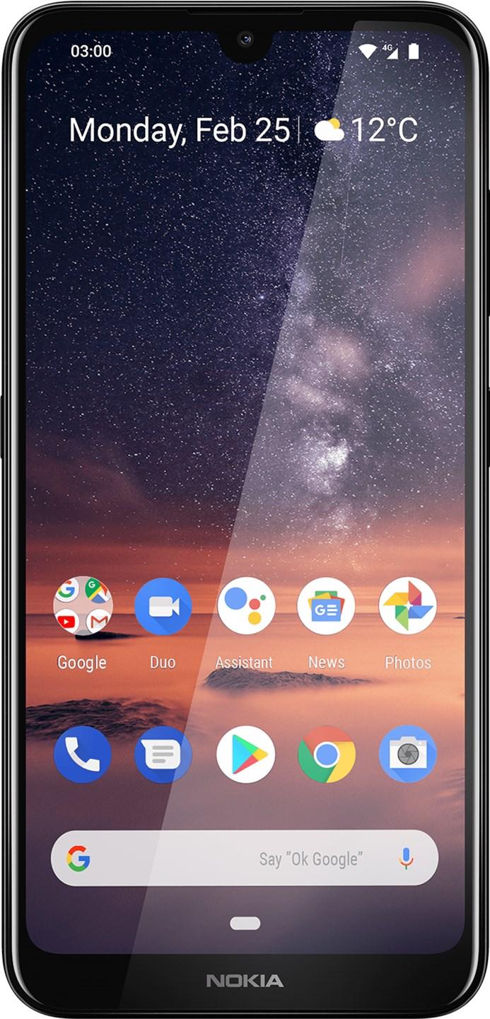 Nokia 3.2 DualSim 2/16 Black
