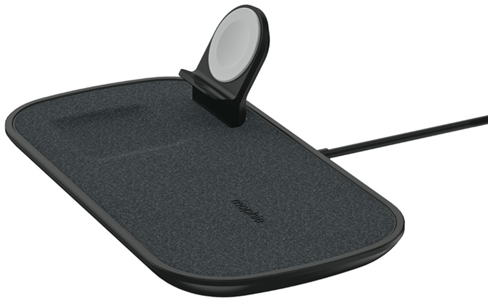 Mophie Wireless Charging Pad 3-In-1 Black