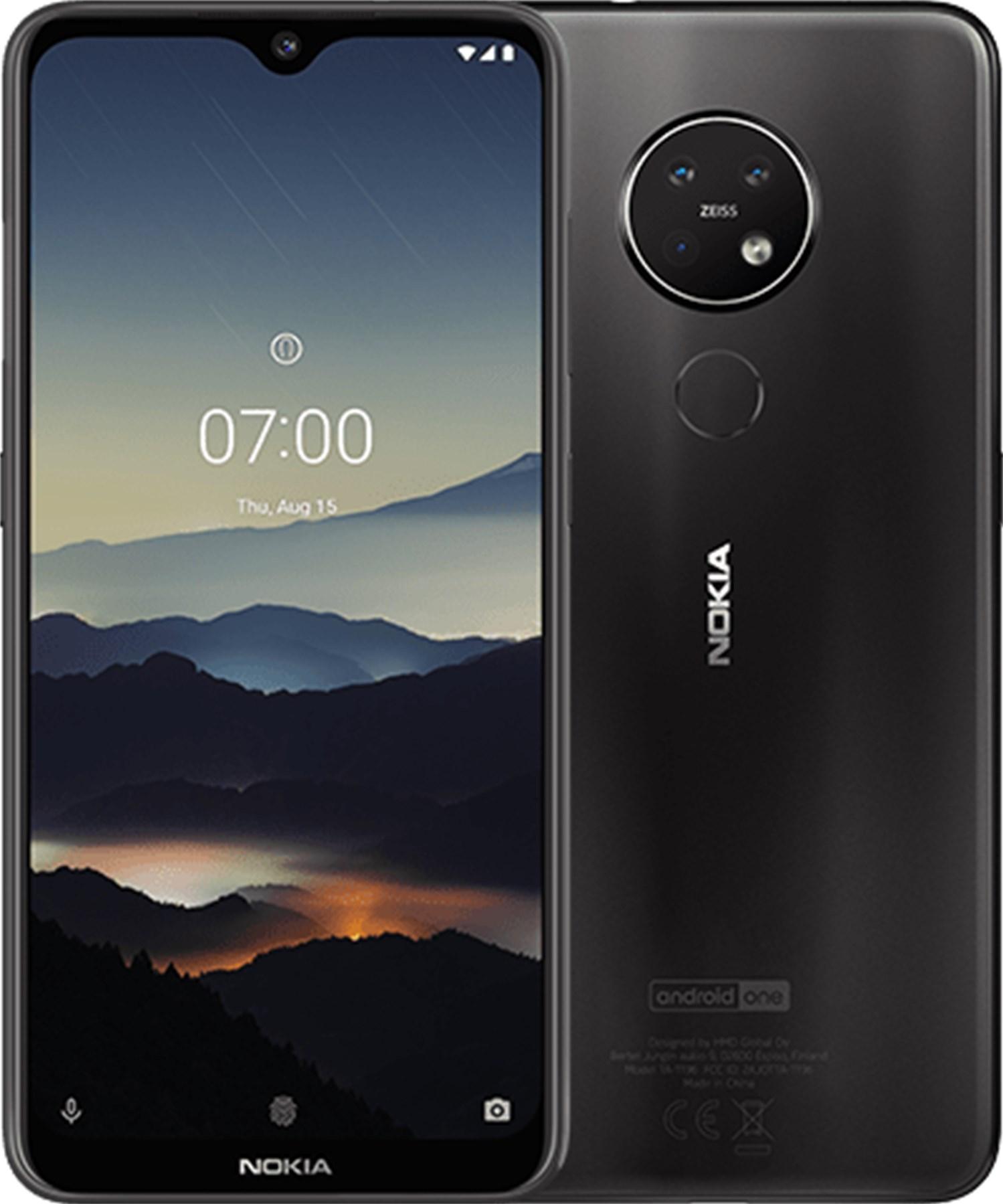 Nokia 7.2 Dualsim 6/128 Charcoal