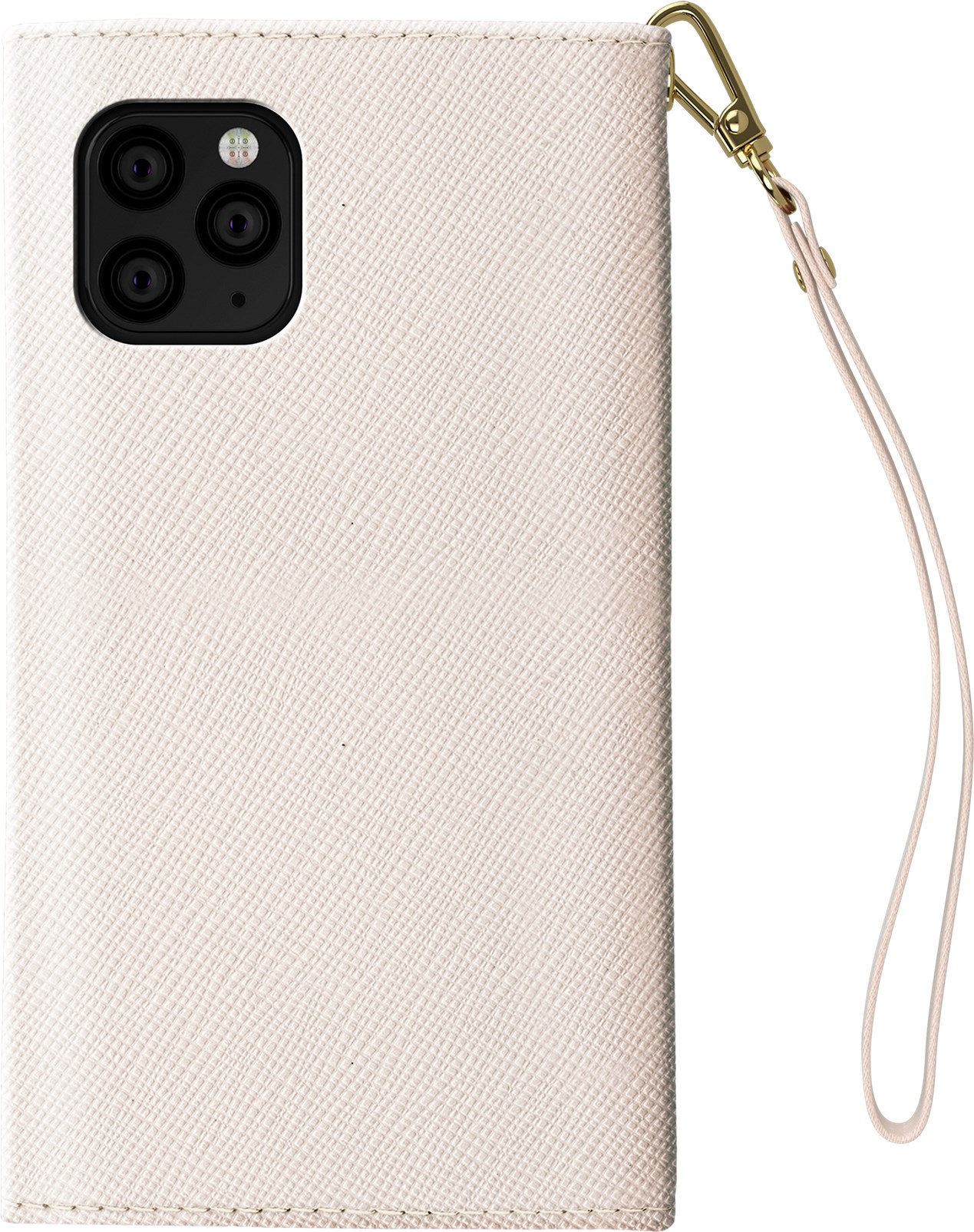 iDeal of Sweden Ideal Mayfair Clutch Iphone 11 Pro Beige