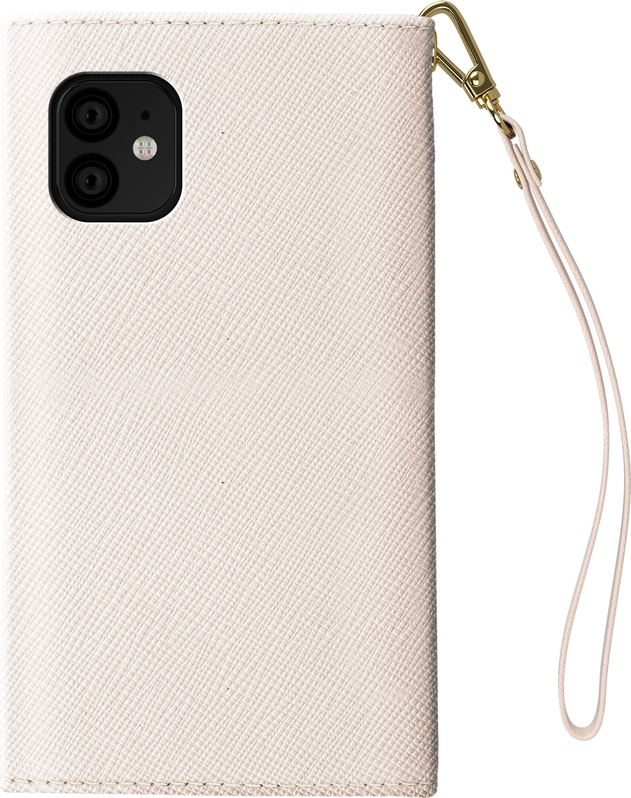 iDeal of Sweden Ideal Mayfair Clutch Iphone 11 Beige