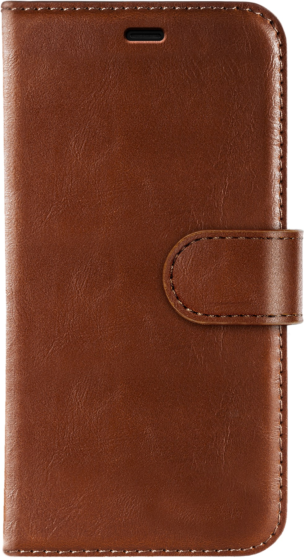 iDeal of Sweden Ideal Magnet Wallet + Iphone 11 Brown