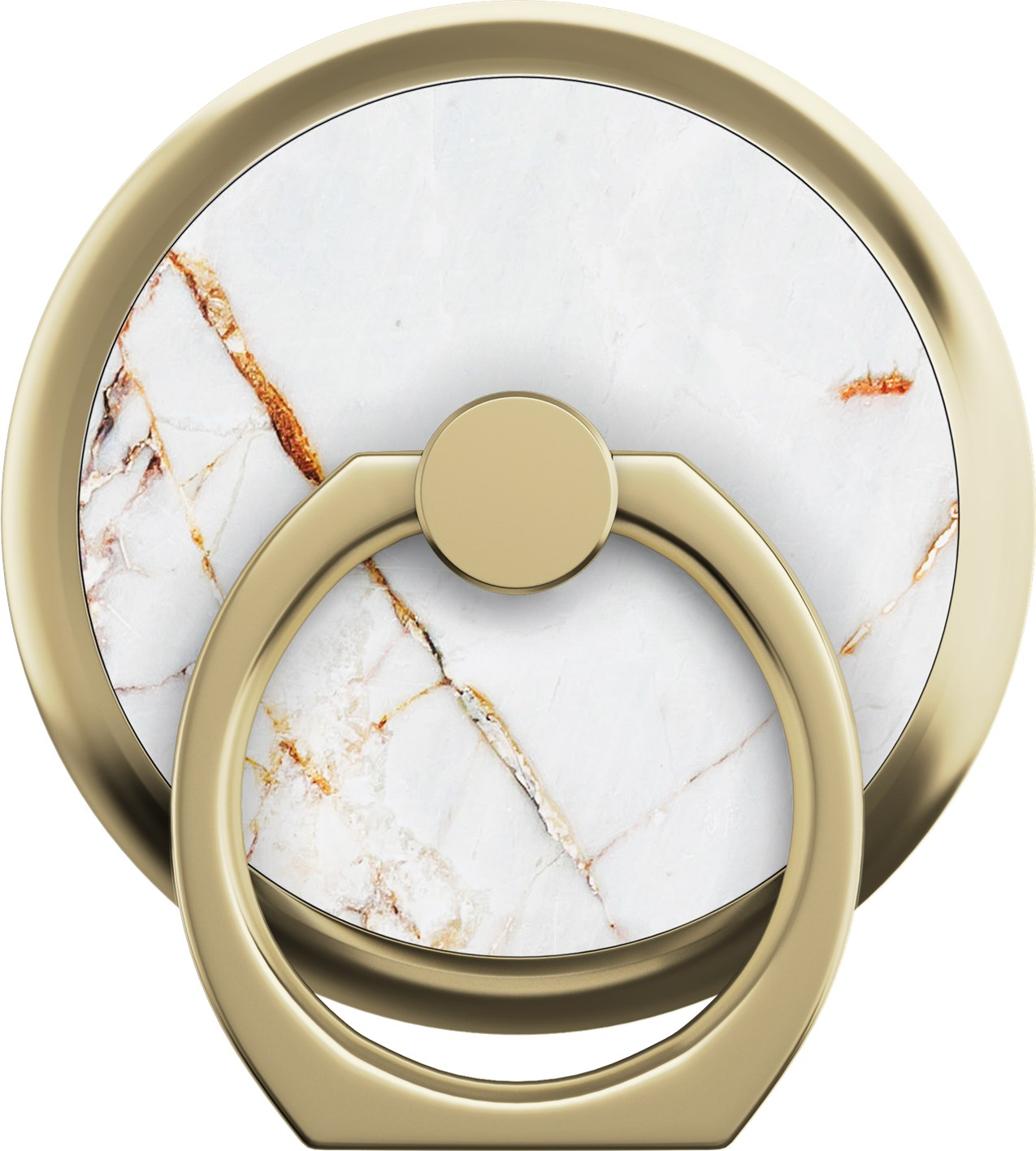 iDeal of Sweden Ideal Magnetic Ring Mount Carrara Gold