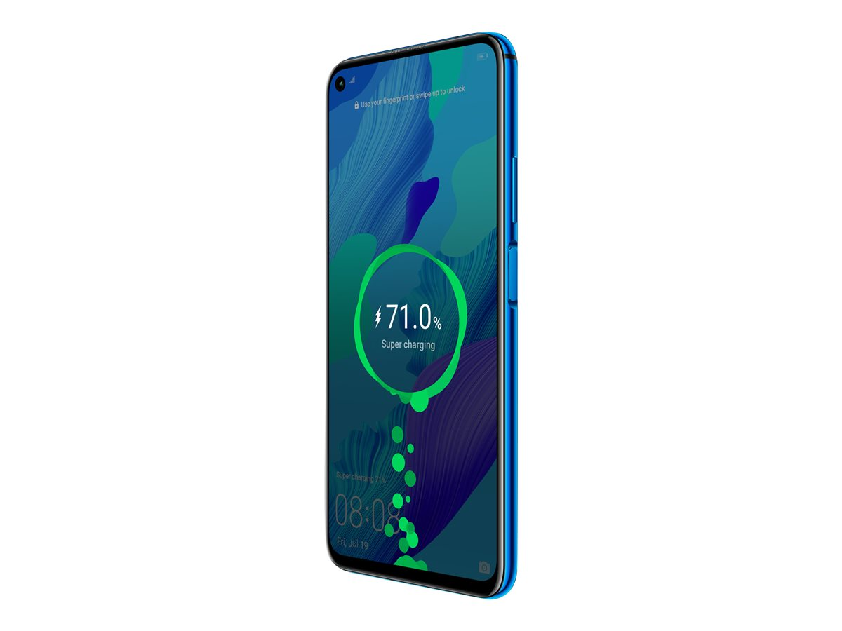 Huawei Nova 5T Crush Blue