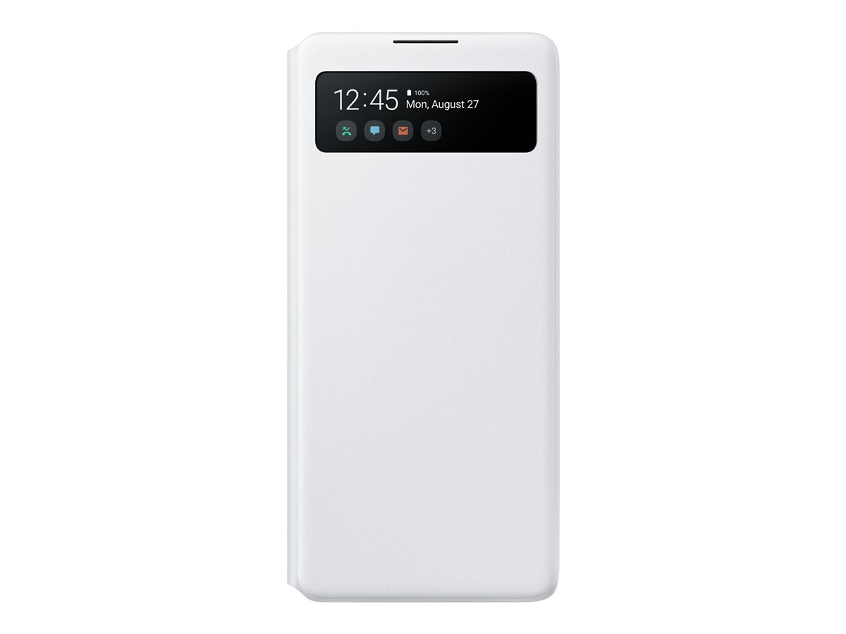 Samsung S-View Wallet Cover Galaxy S10 Lite White