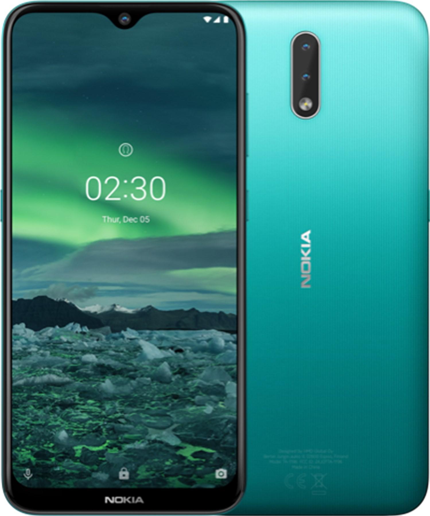 Nokia 2.3 Dualsim 2/32GB Green