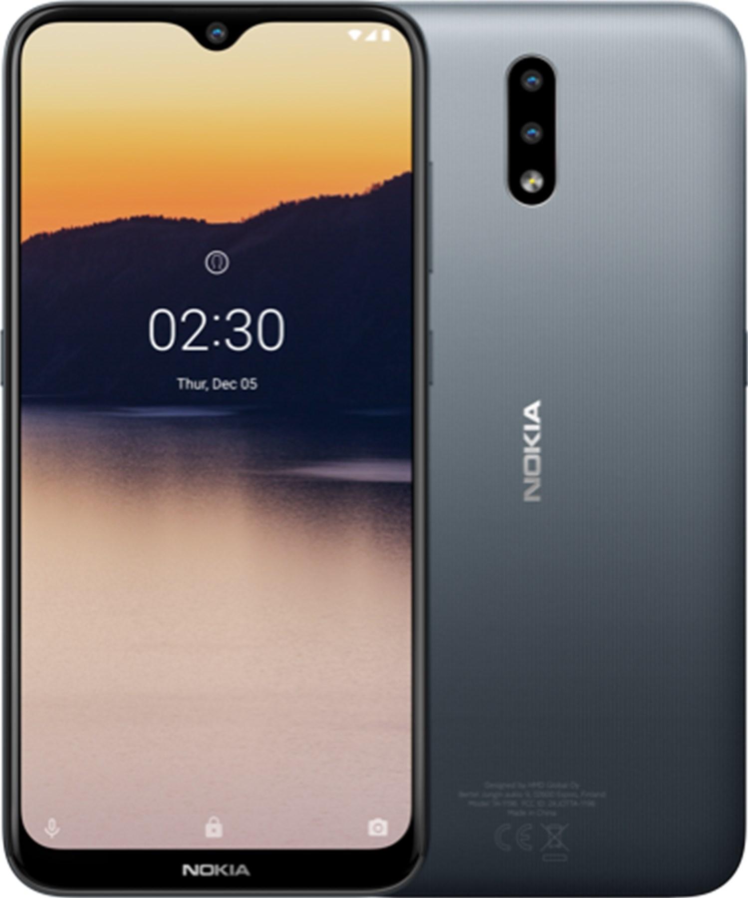 Nokia 2.3 Dualsim 2/32GB Charcoal