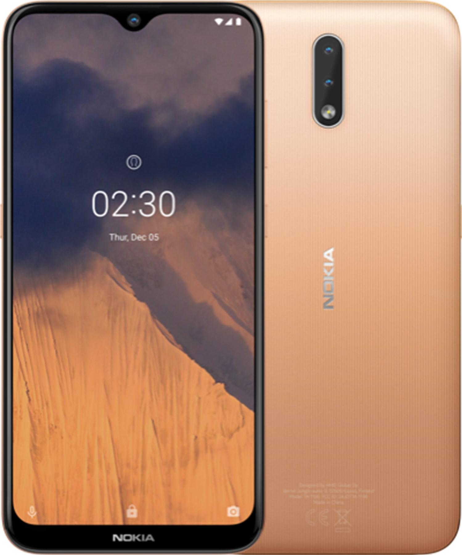 Nokia 2.3 Dualsim 2/32GB Sand