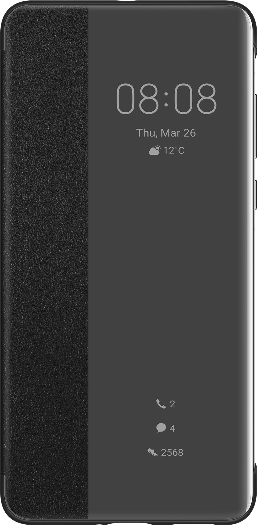 Huawei Smart View Cover P40 Black