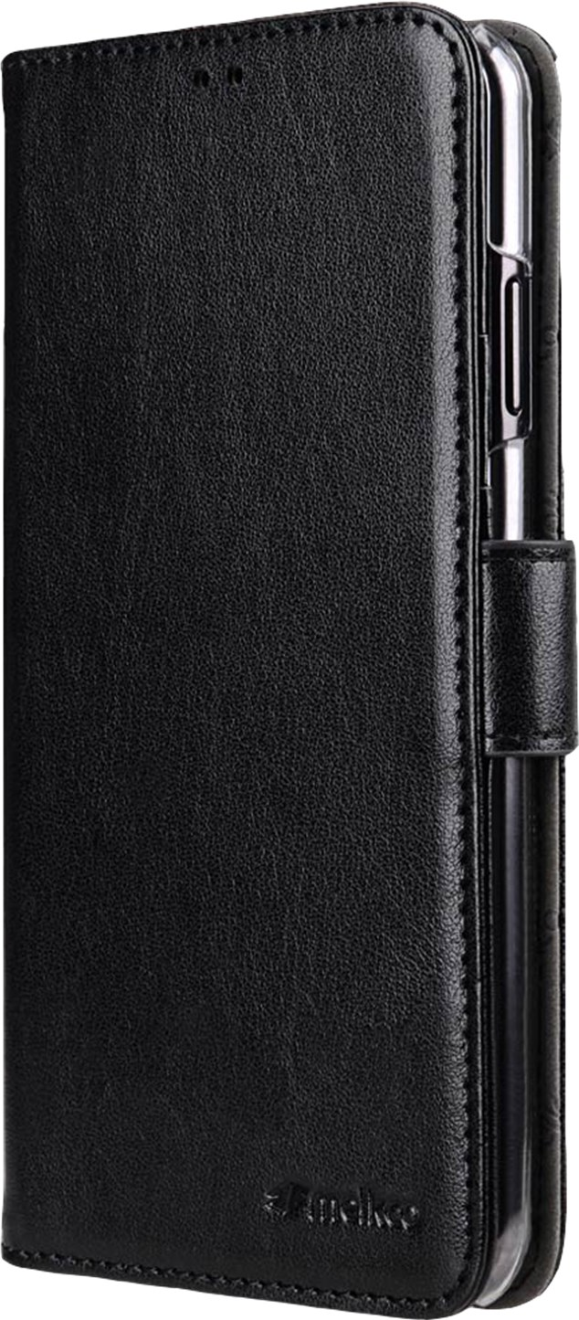Melkco Walletcase Samsung Galaxy A41 Black