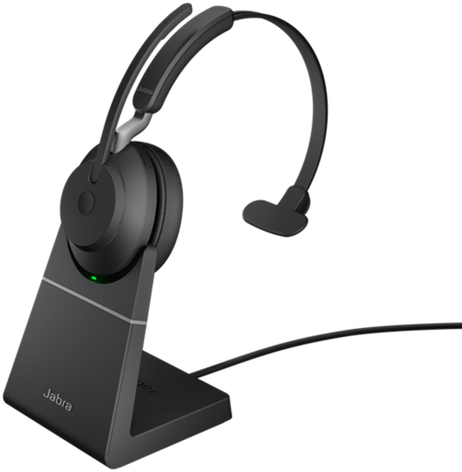 Jabra Office Jabra Evolve2 65 Link380c Ms Mono Stand Black