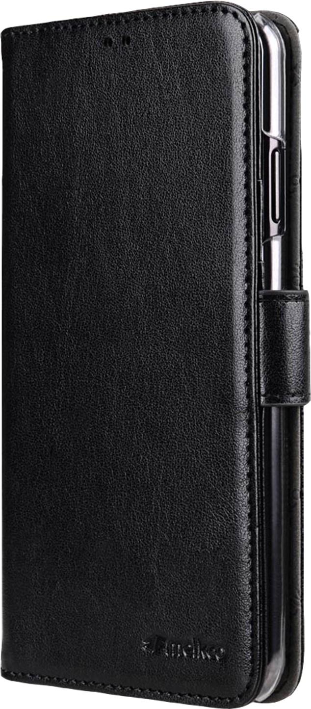 Melkco Walletcase Motorola E6 S Black