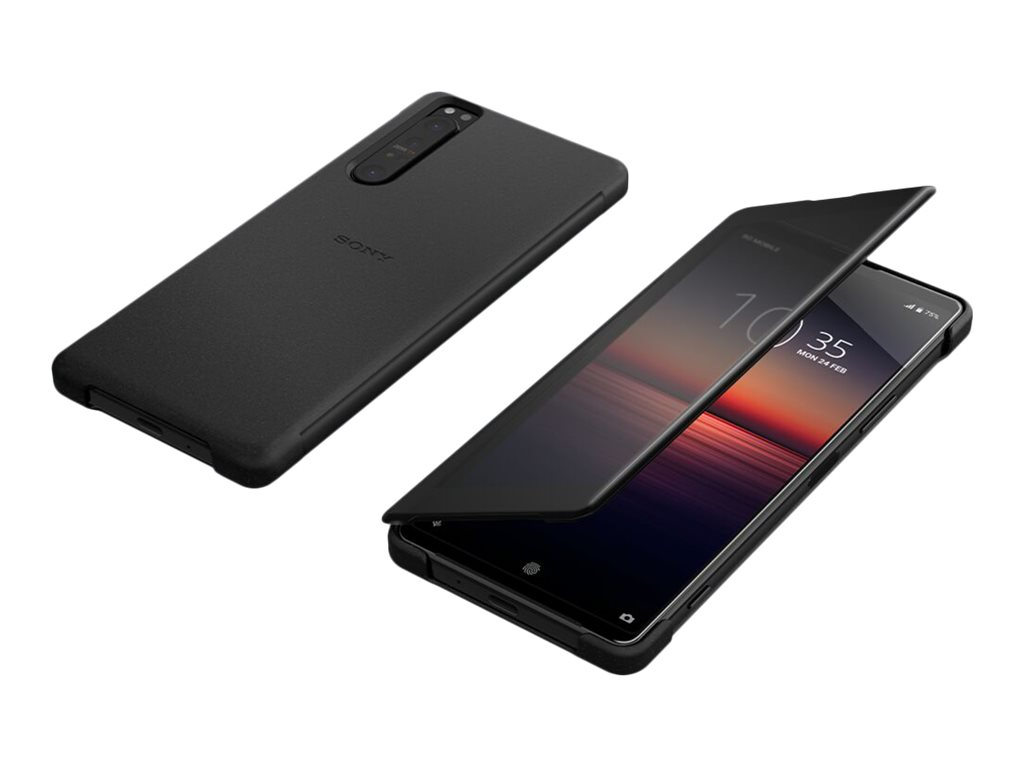 SONY Style Cover Xperia 1 M2 PDX203 Black