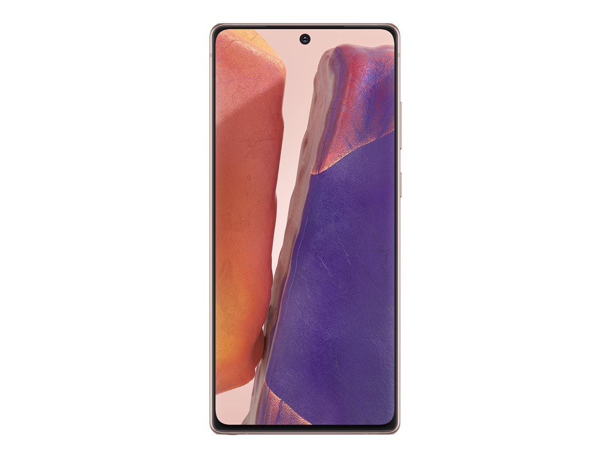 Samsung Galaxy Note 20 N981 256GB 5G Mystic Bronze