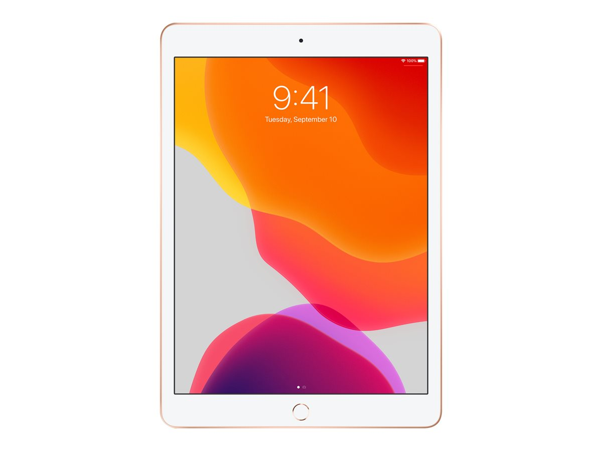 Apple 10.2-inch iPad Wi-Fi 32GB - Gold 2020