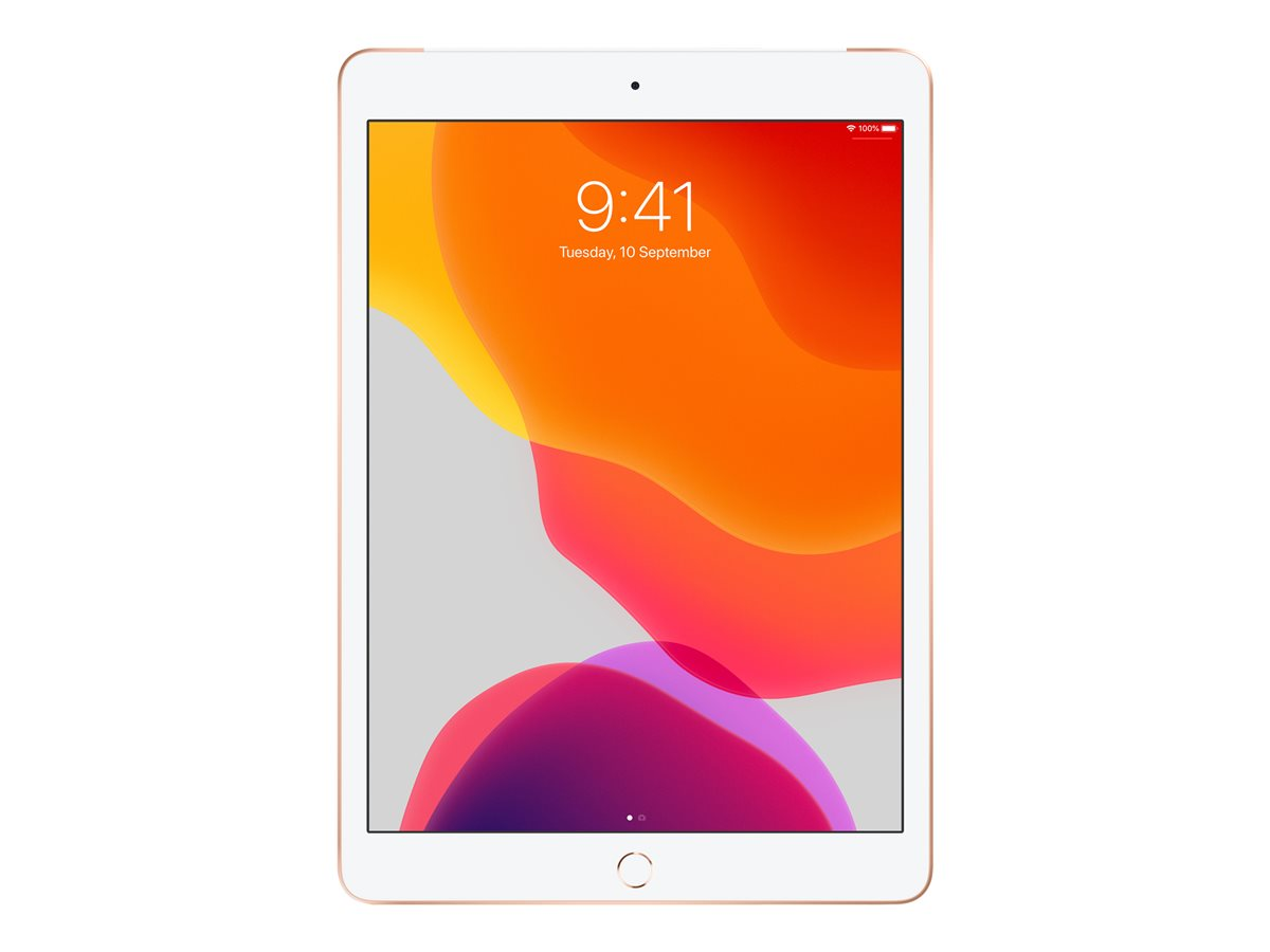Apple 10.2-inch iPad Wi-Fi + Cellular 32GB - Gold 2020