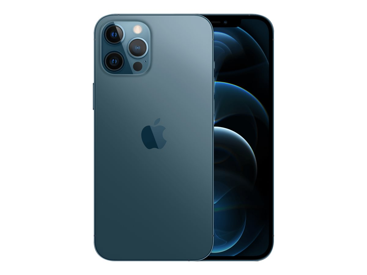 Apple iPhone 12 Pro Max 128GB Pacific Blue Telia