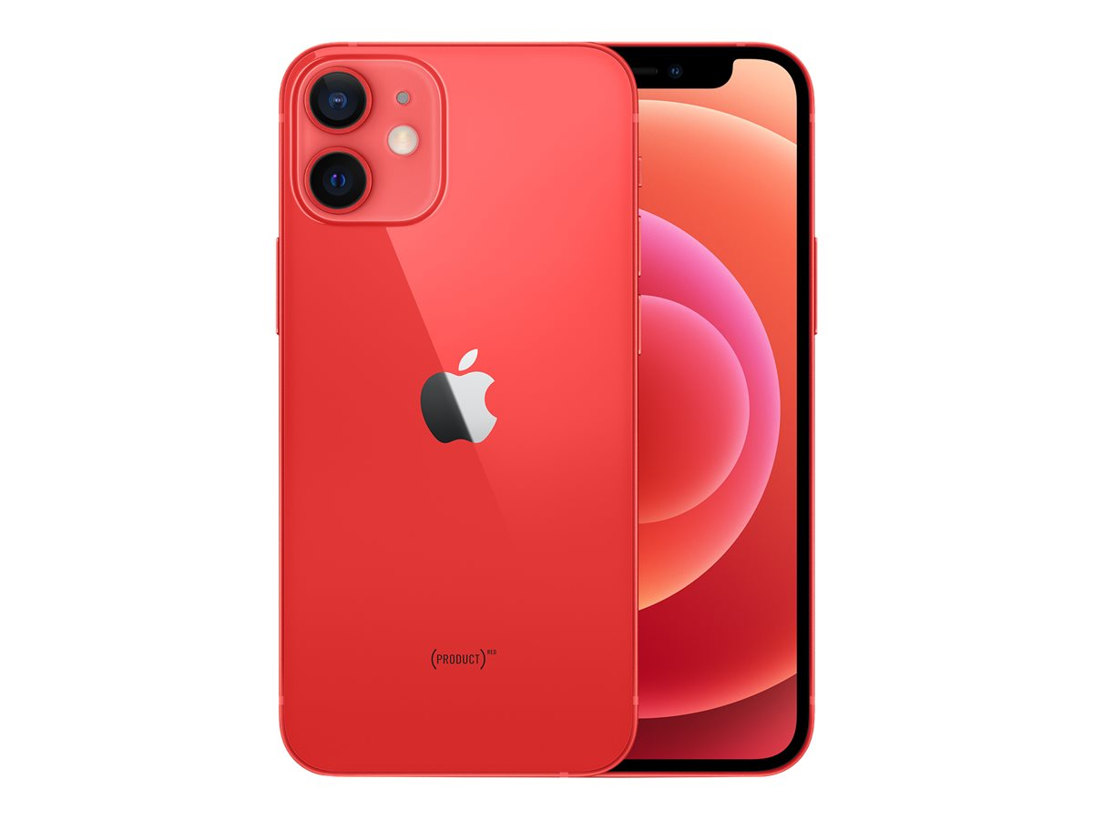Apple iPhone 12 mini 256GB Red Telia