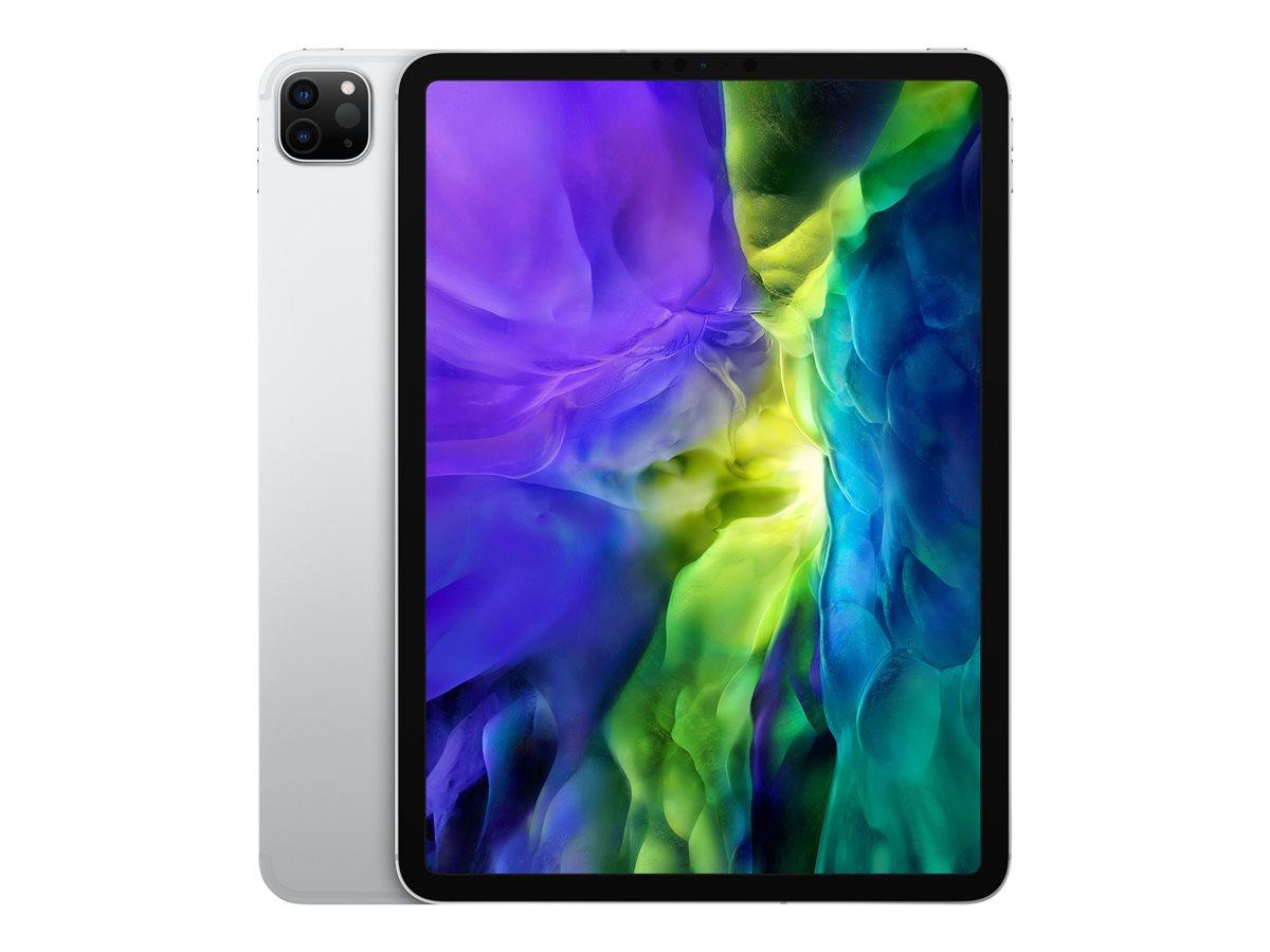 Apple 11-inch iPad Pro Wi-Fi + Cellular 128GB - Silver (3rd gen)