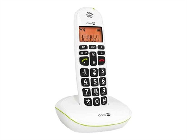 Doro PhoneEasy 100w, white