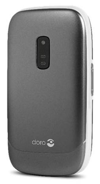 Doro PhoneEasy 6031 graphite/white