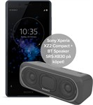 Sony Xperia XZ2 Compact H8324 Black + Speaker SRS-XB30