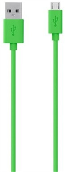 Belkin Micro-Usb Charge/Sync Cable 2M Green