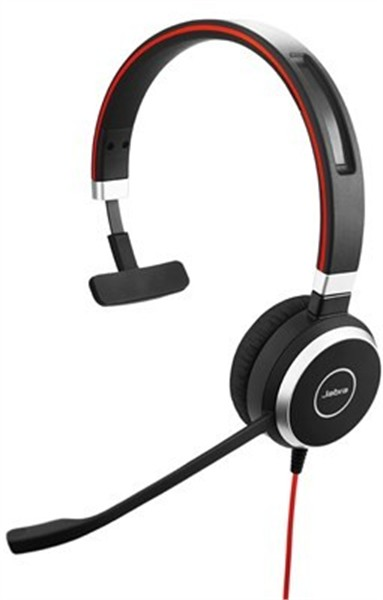 JABRA Evolve 40 Uc Mono Only 3,5 mm