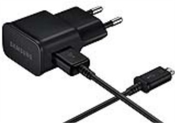 Samsung Travel Charger Micro Usb Black