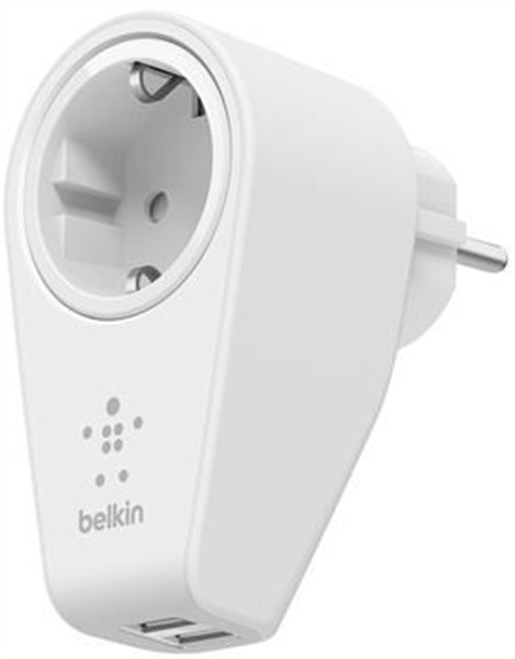 Belkin Wall Charger Dual Port Swivel Charger 2.4A