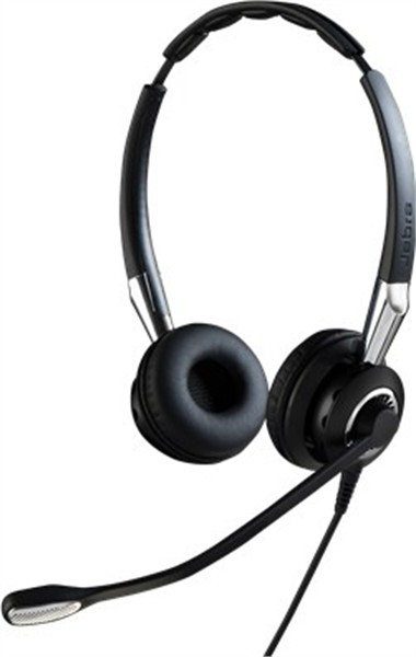 JABRA Biz 2400 II USB Duo BT MS