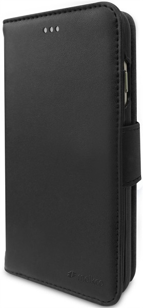 Melkco Walletcase Book Iphone 7/8 Plus Black