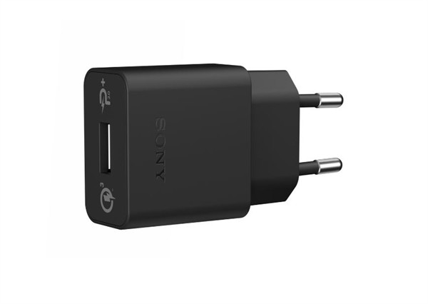 Sony Quick Charger Usb-C UCH12W Black